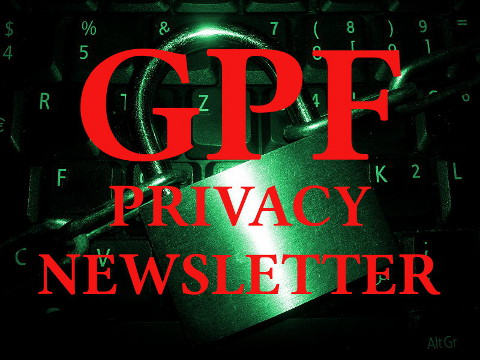 Logo GPF Privacy Newsletter
